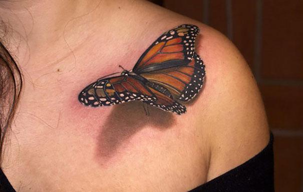 tatuajes en 3D 4