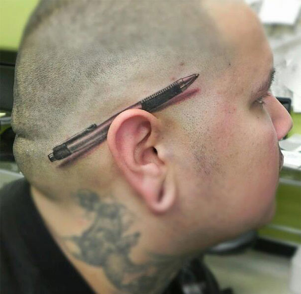 tatuajes en 3D 7