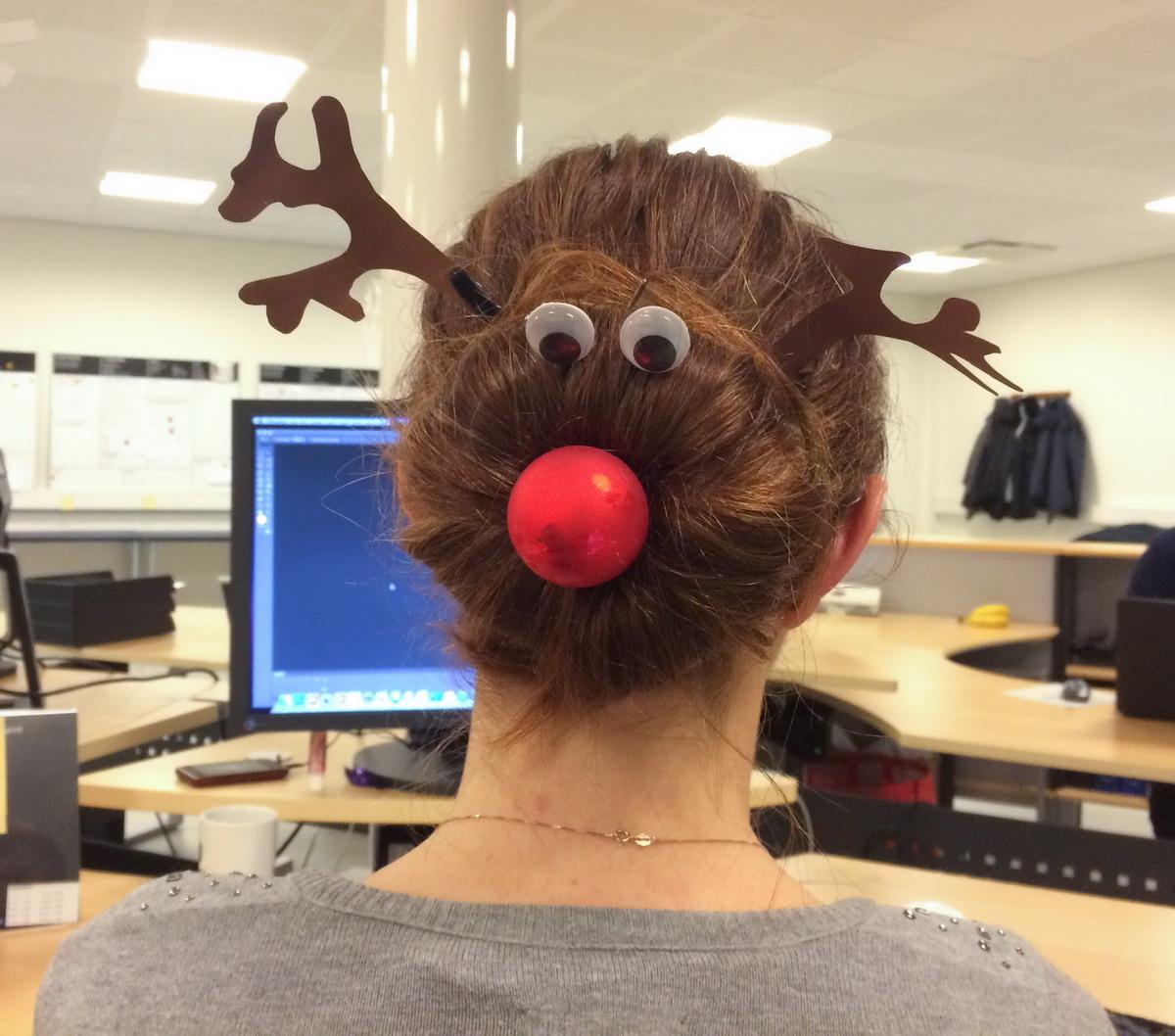 Rudolph ya esta aqui