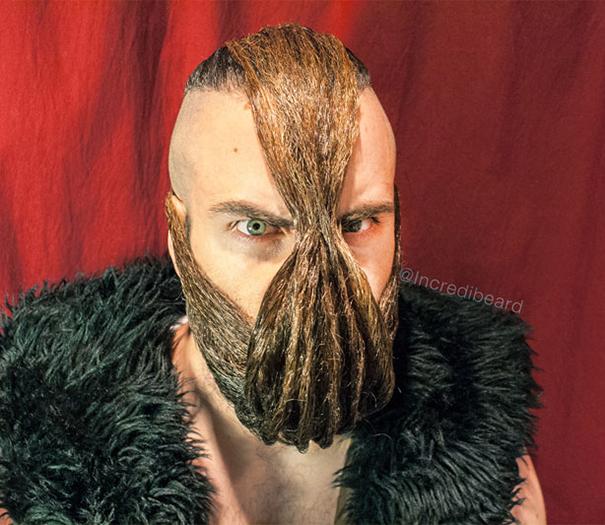 barbas Mr Incredibeard 2