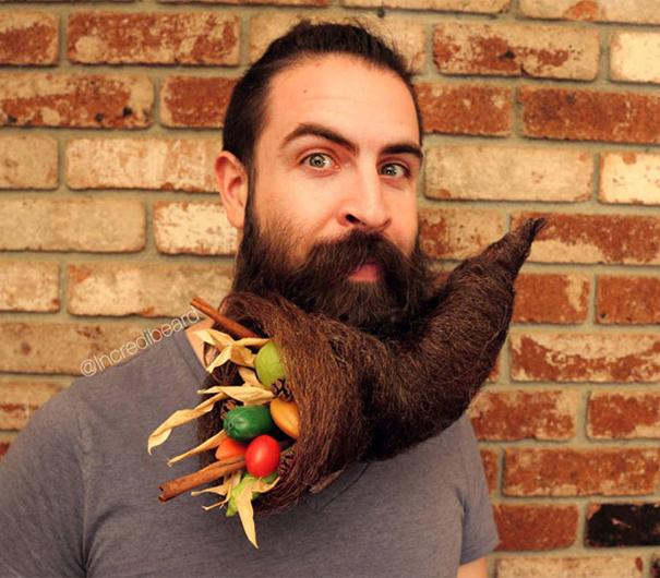 barbas Mr Incredibeard