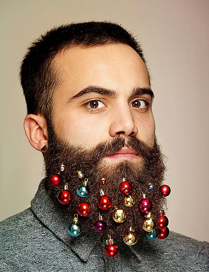 barbas navidad