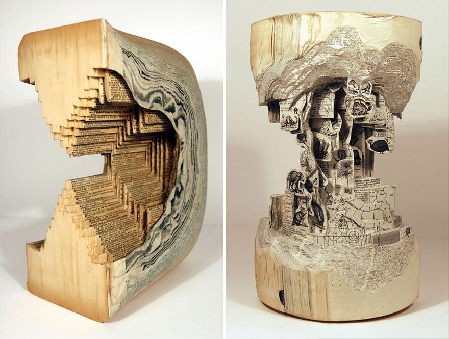 esculturas libros 14