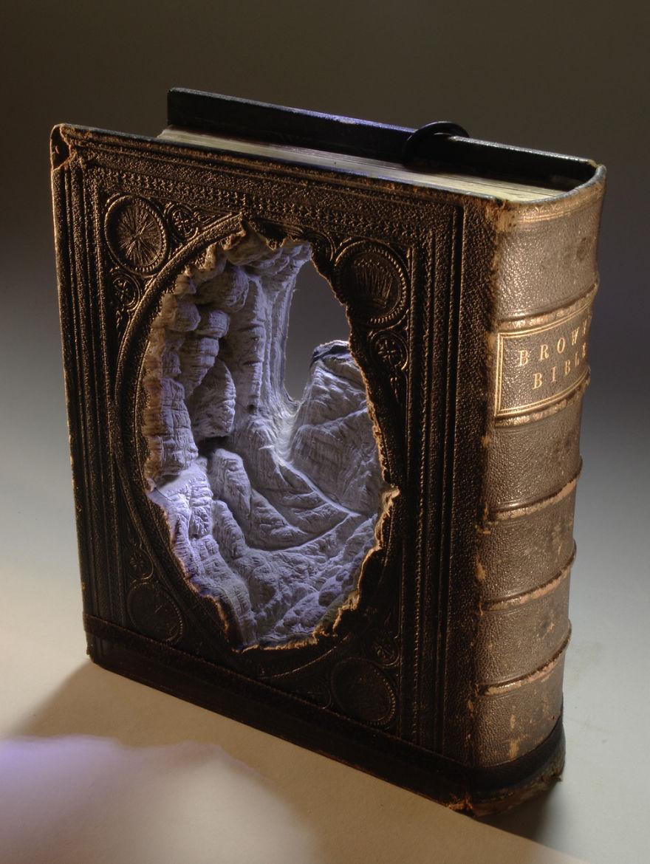 esculturas libros 15