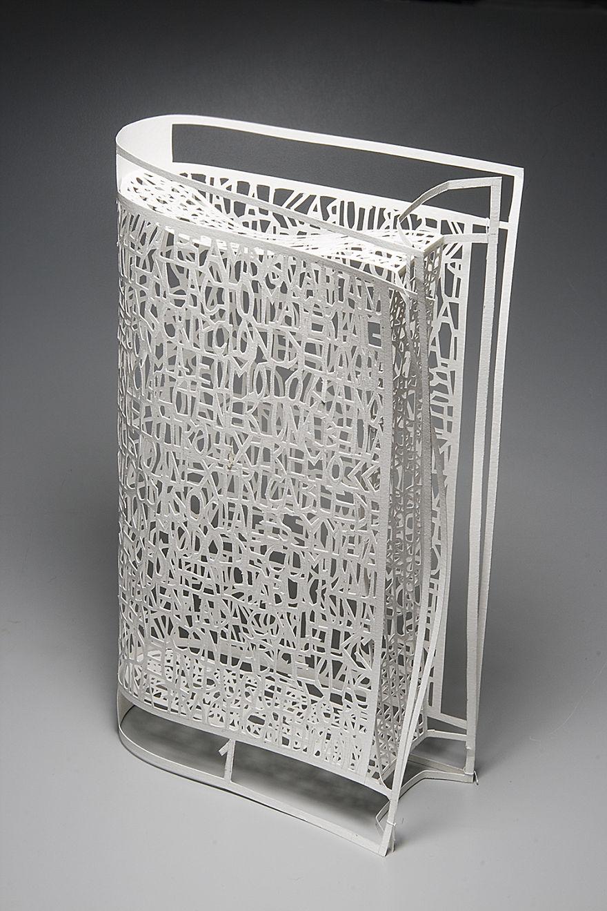 esculturas libros 16