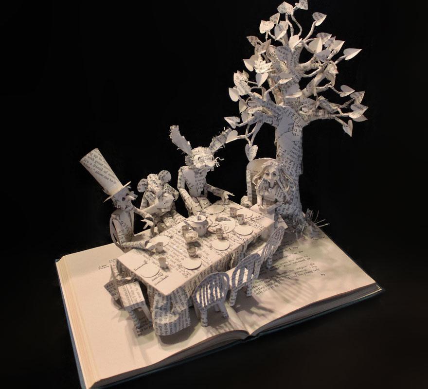 esculturas libros 18