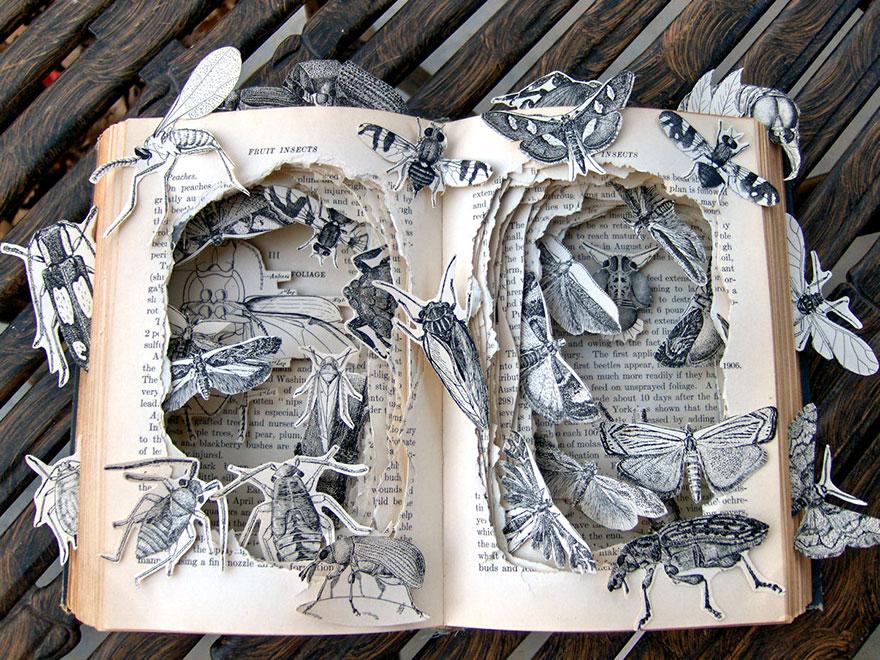 esculturas libros 19