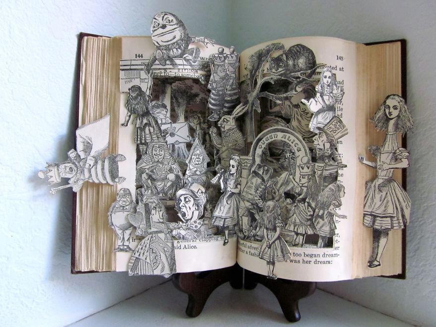 esculturas libros 2