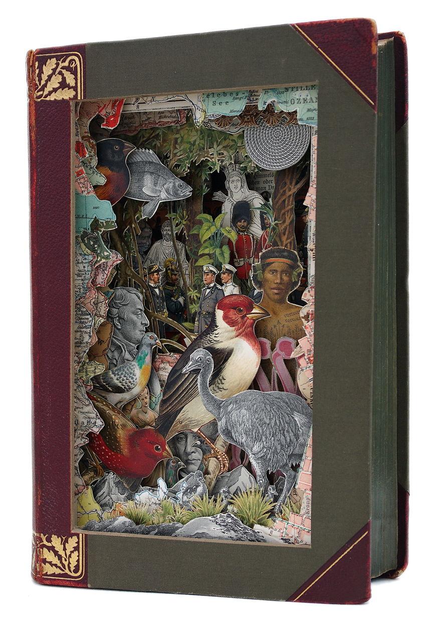 esculturas libros 21