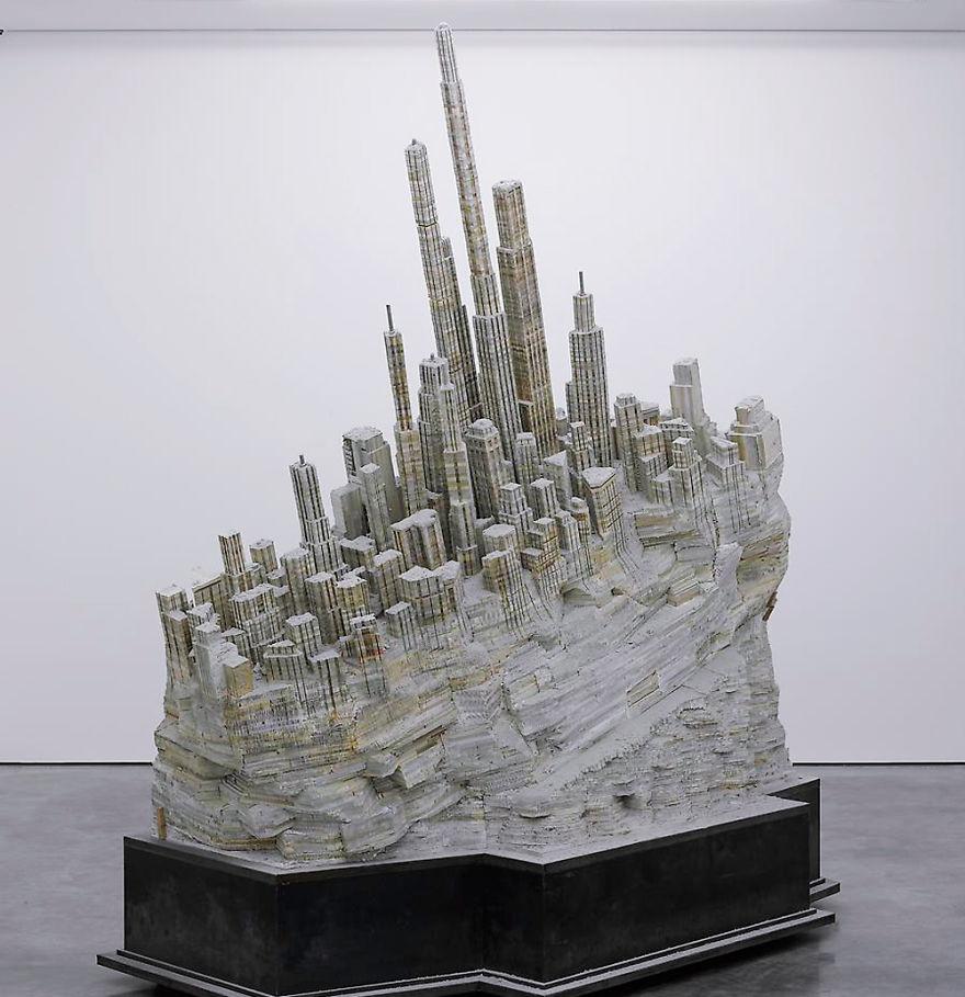 esculturas libros 23