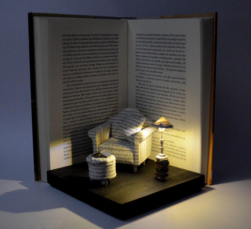 esculturas libros 25