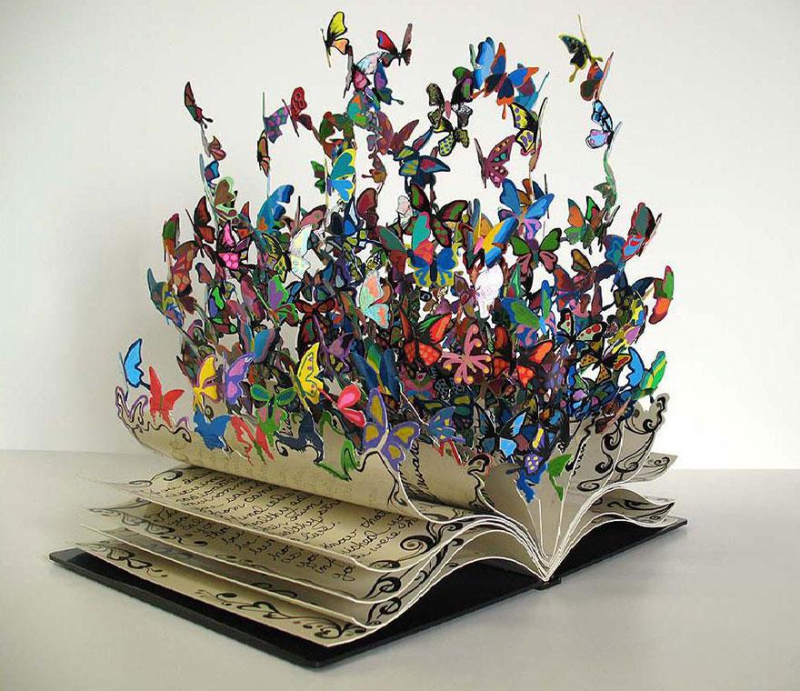 esculturas libros 5