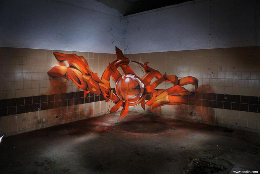 graffitis en 3D 10