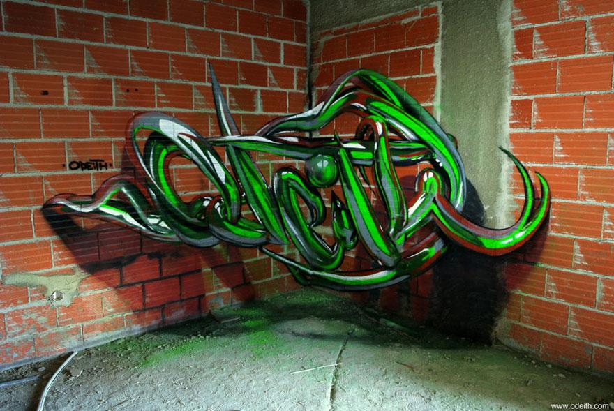 graffitis en 3D 4