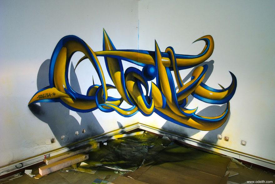 graffitis en 3D 5