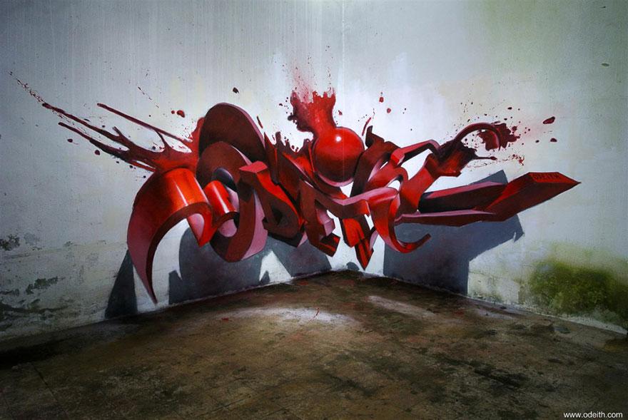 graffitis en 3D 8