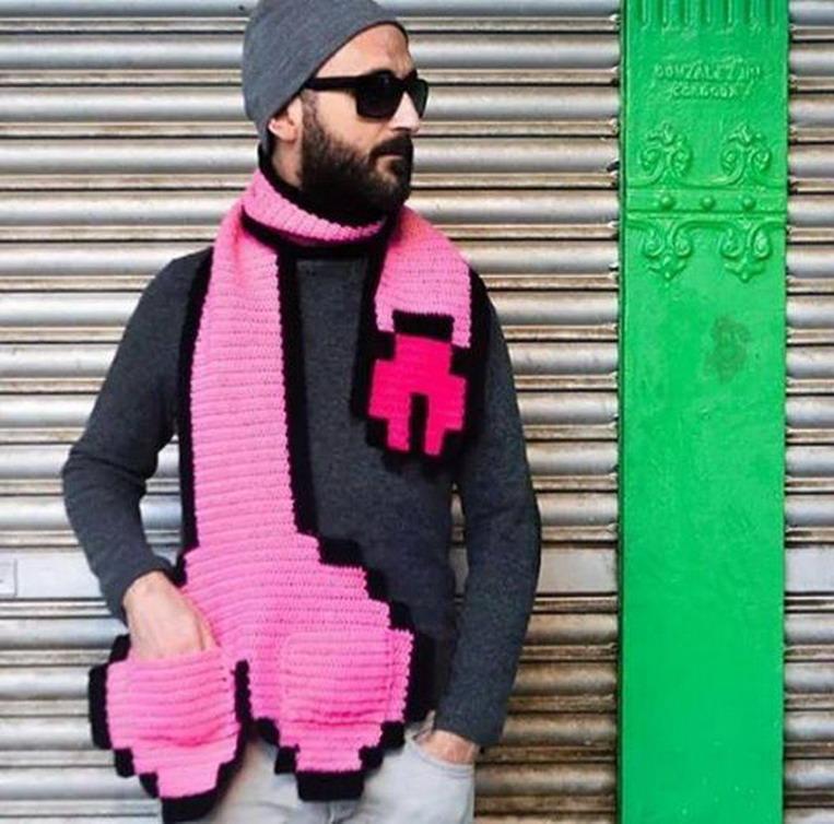 la mejor bufanda de la historia