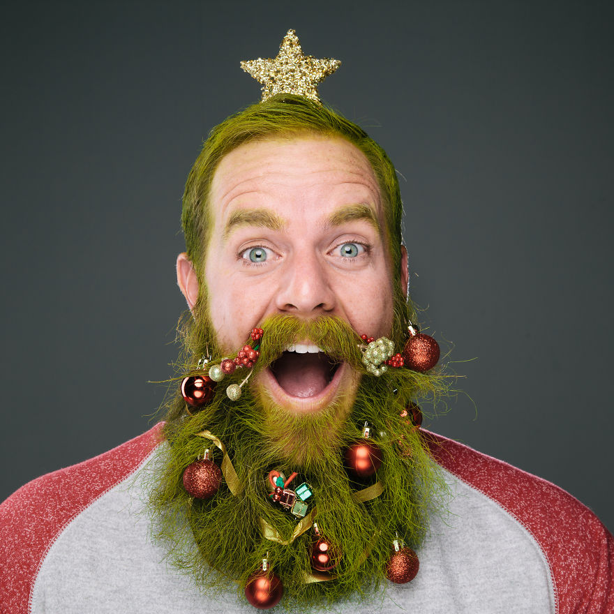 mejores barbas navidenas
