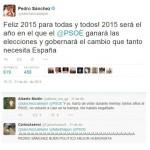 A Pedro Sánchez le sobra fe