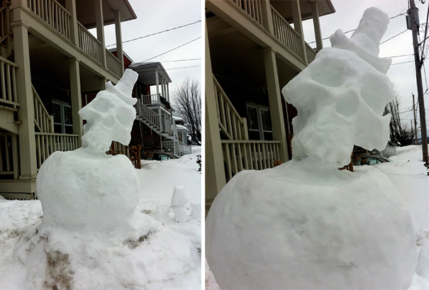 artistas de la nieve 21