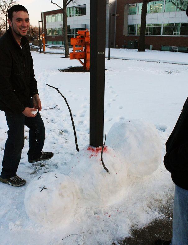 artistas de la nieve 9