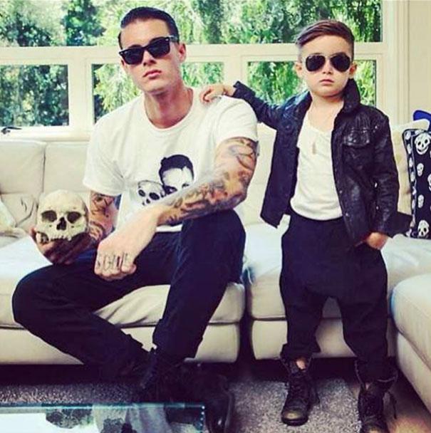 parecidos padre e hijo 16