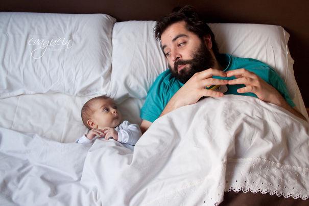 parecidos padre e hijo 4