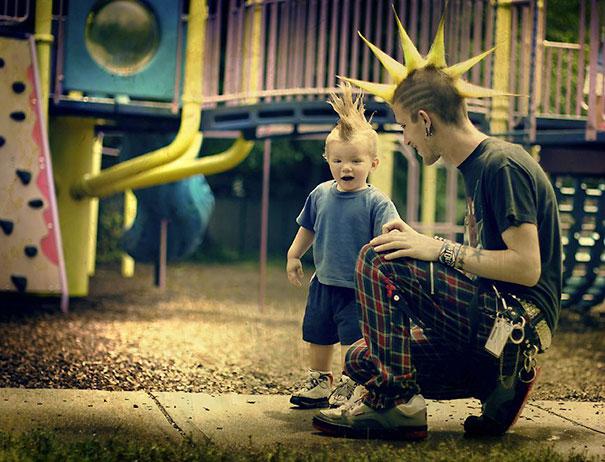parecidos padre e hijo 8