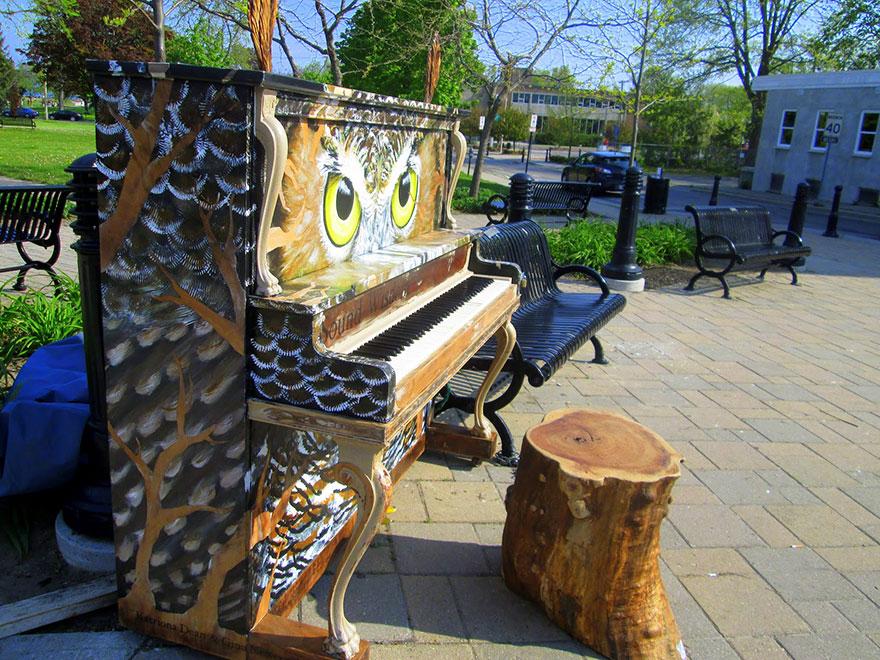 pianos pintados en plena calle 3