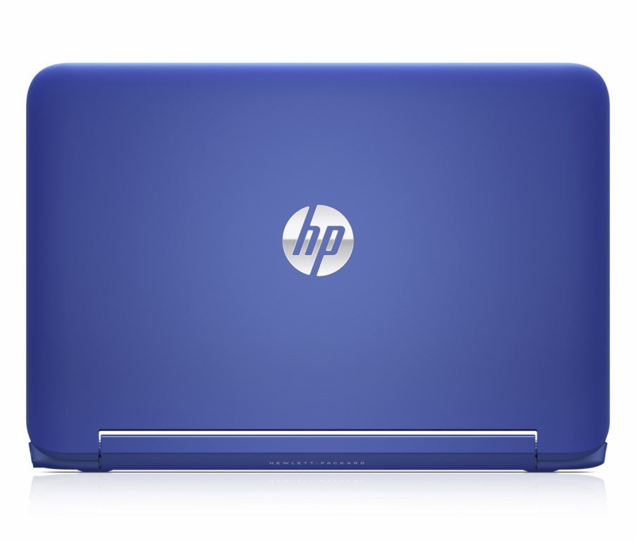 HP Stream blue