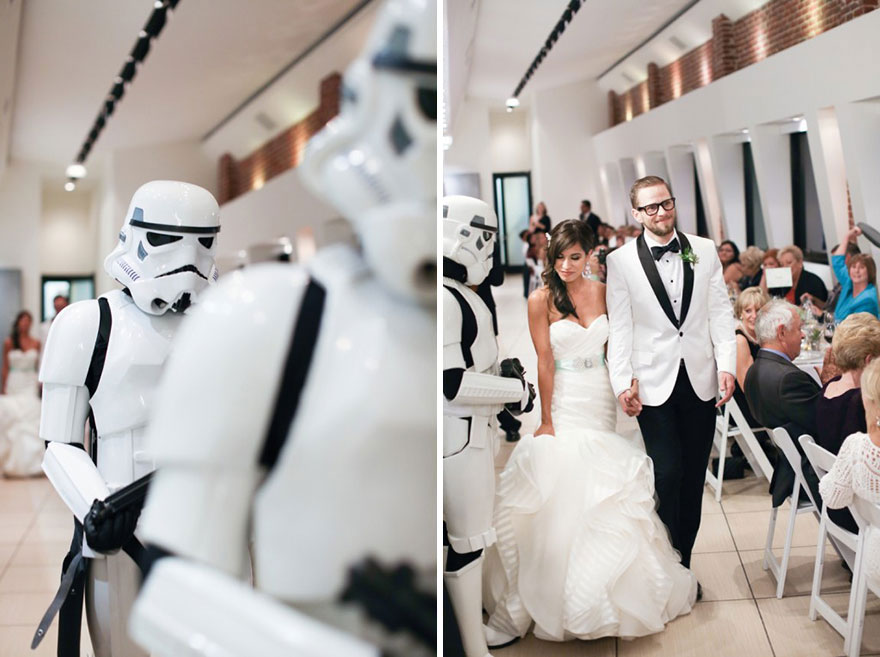 boda Star Wars 10