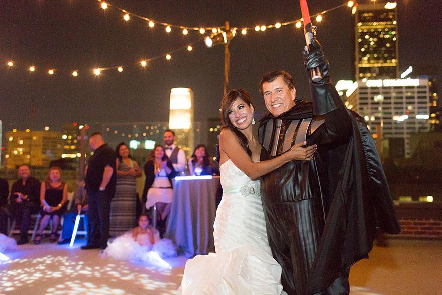 boda Star Wars 14