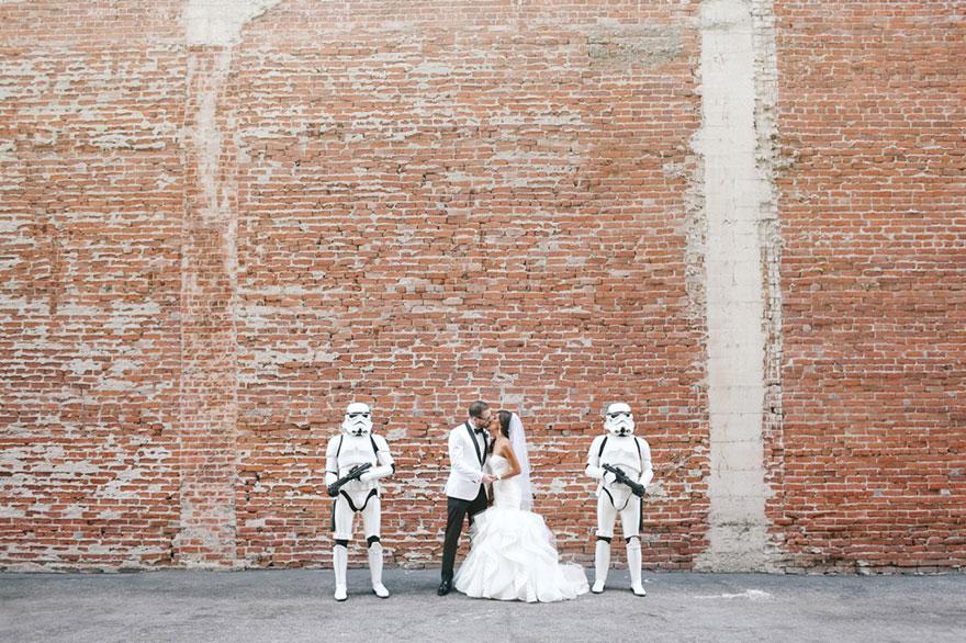 boda Star Wars 16