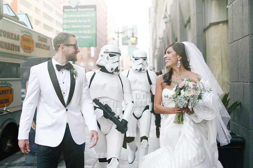 boda Star Wars 2