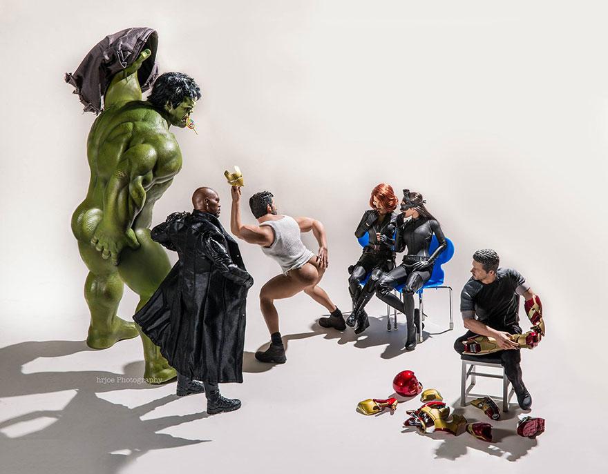 superheroes vida privada 10