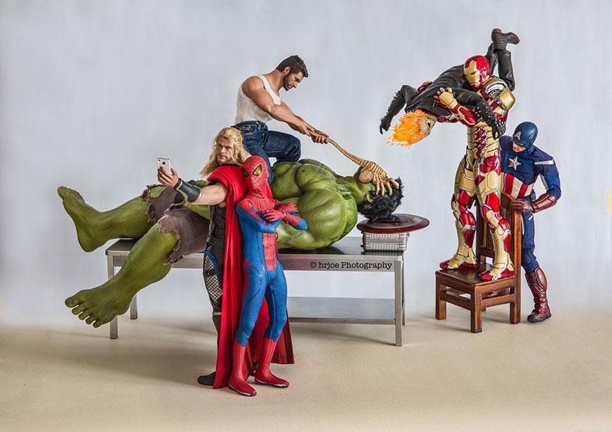 superheroes vida privada 14