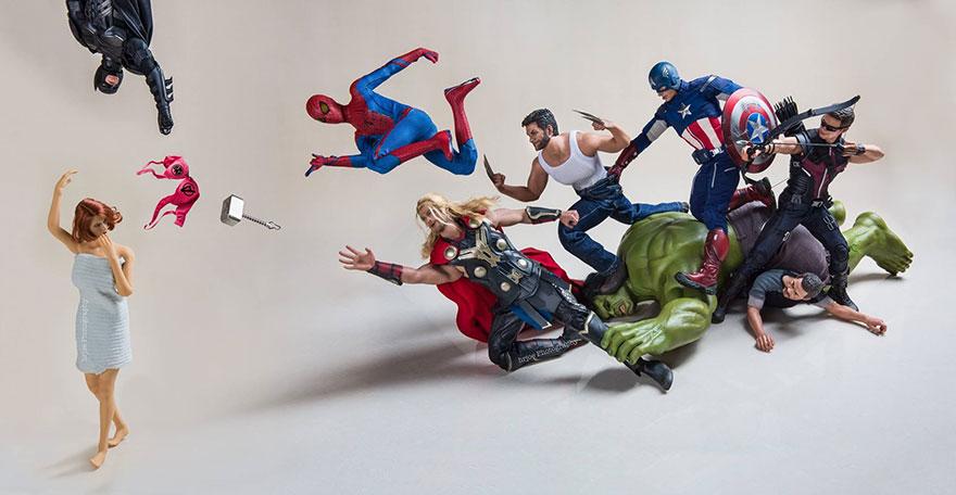 superheroes vida privada 16