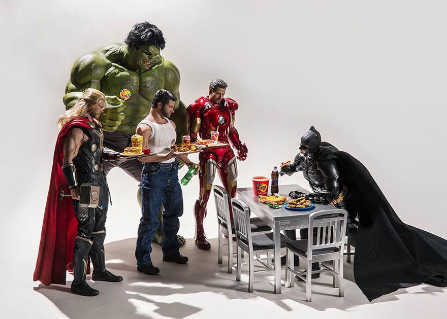 superheroes vida privada 4
