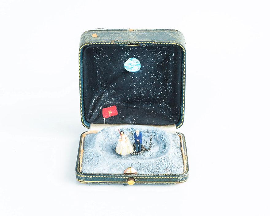 dioramas cajas anillos 2