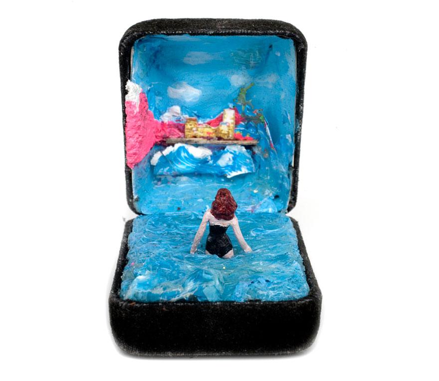 dioramas cajas anillos 3