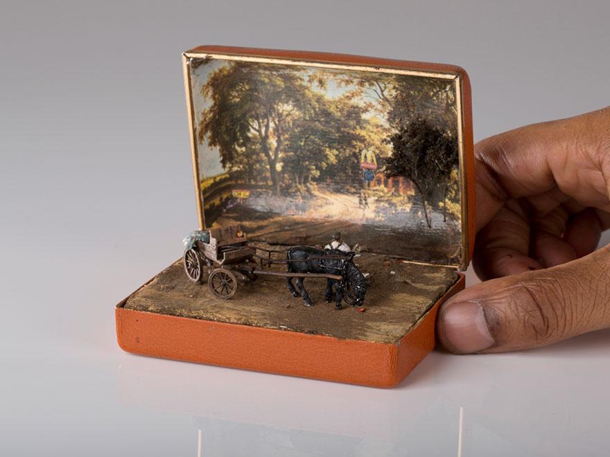 dioramas cajas anillos 5
