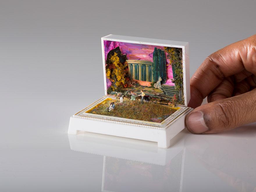 dioramas cajas anillos 7