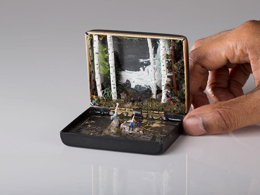 dioramas cajas anillos 8