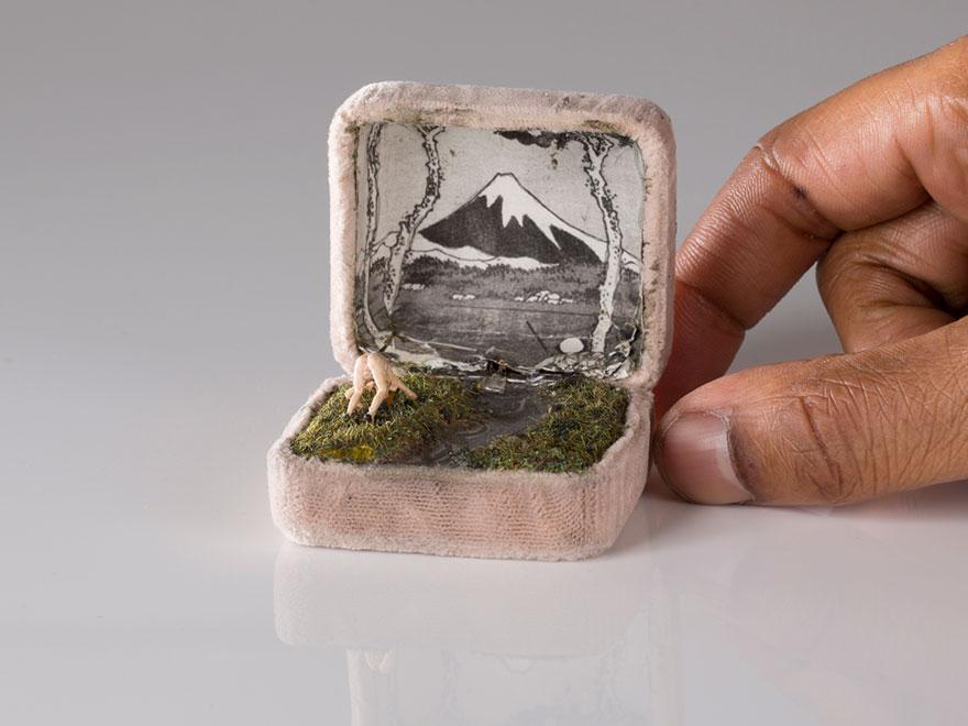 dioramas cajas anillos 9