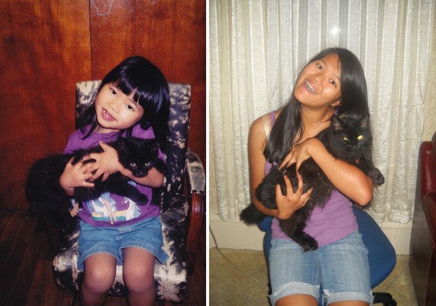 gatos antes y despues 17