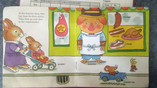 libros infantiles raros 12