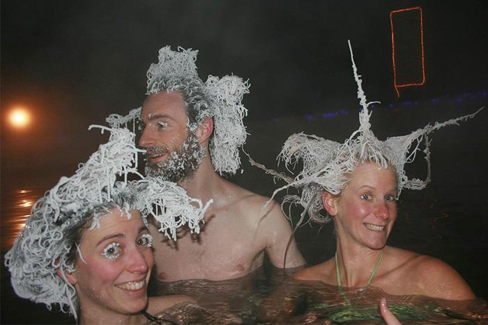 peinados helados 2