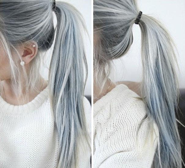 pelo gris 8