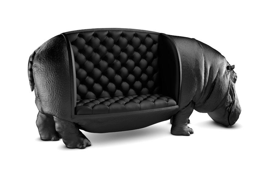 sofa hipopotamo