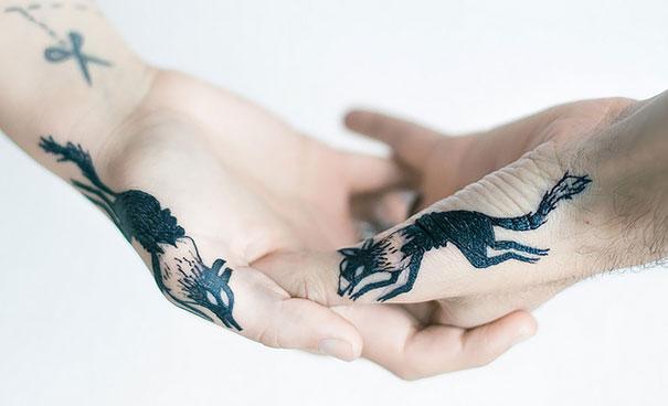 tatuajes parejas 11